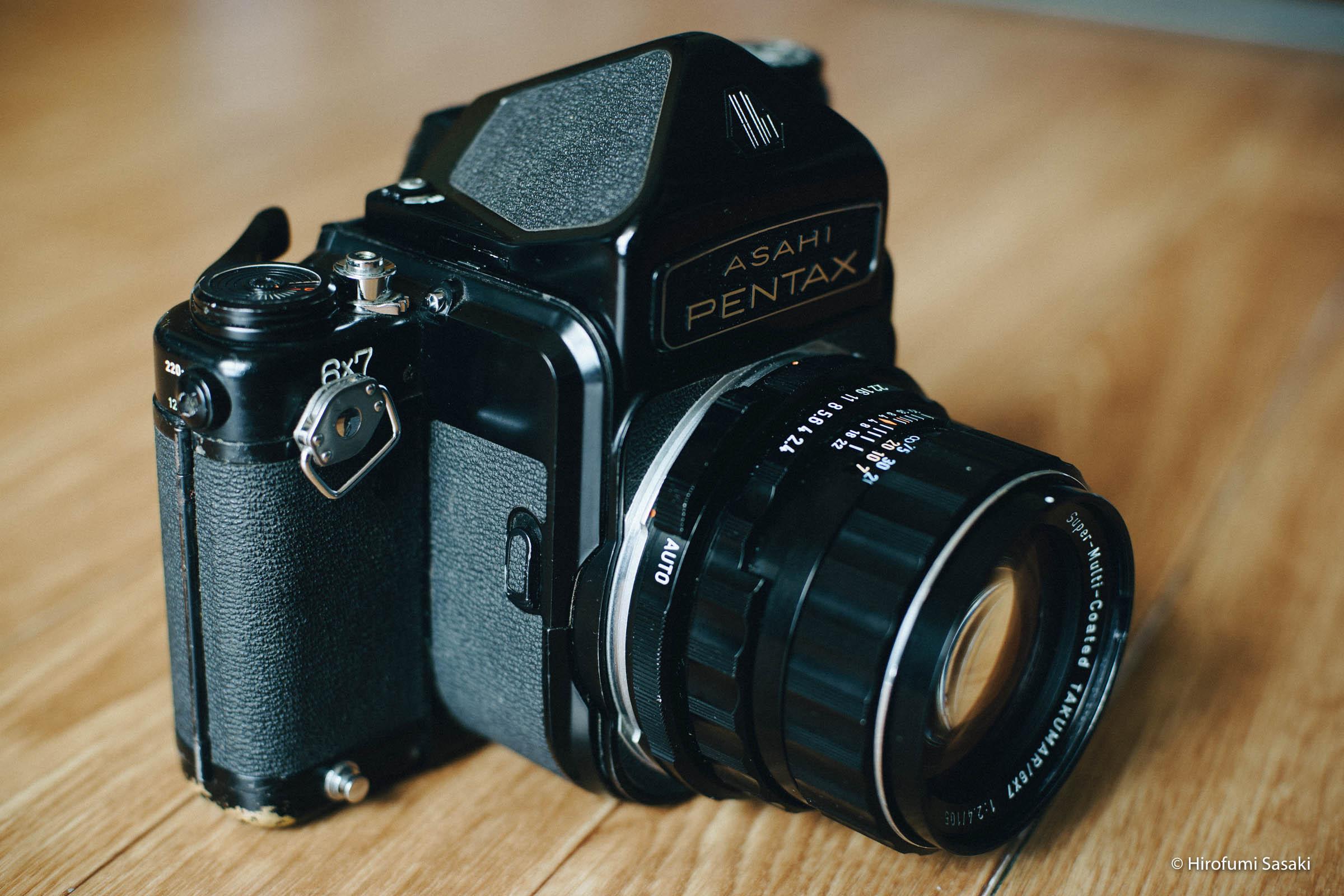 PENTAX67